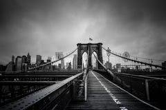Sturm in Manhattan Lizenzfreie Stockbilder
