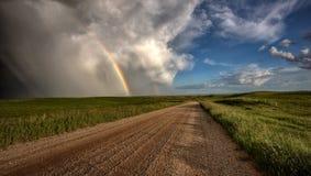 Sturm-Wolken stockfoto