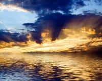 Sturm-Wolken Lizenzfreie Stockfotografie