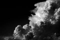 Sturm-Wolken Lizenzfreie Stockbilder