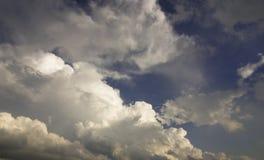 Sturm-Wolken stockbilder