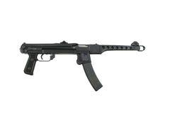 Sturmgewehr lokalisiert auf Weiß Lizenzfreie Stockbilder
