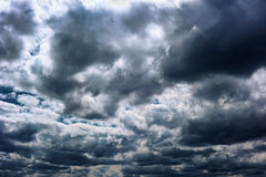 Sturmwolken Lizenzfreies Stockbild