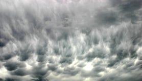 Sturmwolken Stockbild