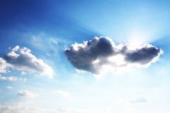 Sturmwolken Lizenzfreie Stockfotografie