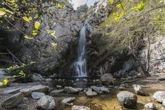 Sturtevant fällt San Gabriel Mountains Los Angeles California lizenzfreie stockfotografie