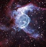 Sturzhelm des Thors, NGC 2359 Stockbilder