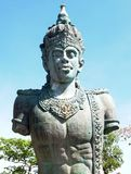 Stutes в виске Бали Стоковое фото RF