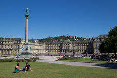 Stuttgart Royalty Free Stock Photography