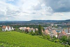 Stuttgart Arkivbild
