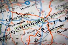 Stuttgart Stock Afbeelding