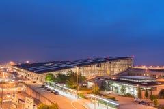 Stuttgart, aéroport Image libre de droits