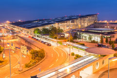 Stuttgart, aéroport Images libres de droits