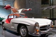 Stuttgart, Allemagne - 3 février 2018, Mercedes Benz Muse image libre de droits