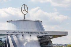 Free Stuttgart, Baden-Wurttemberg/germany - 21 08 18: Mercedes Benz Factory Stuttgart Germany Royalty Free Stock Images - 124430489