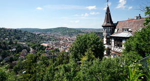 Stuttgart Royalty Free Stock Images