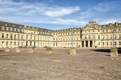 Stuttgart Castle. In the city center Royalty Free Stock Photos