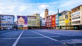 Stuttgart City Royalty Free Stock Image