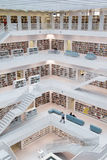 Stuttgart Ciy Library Royalty Free Stock Photography
