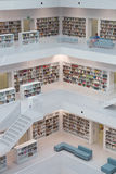 Stuttgart Ciy Library Royalty Free Stock Images