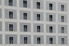 Stuttgart, Duitsland - Mei 21, 2015: De Openbare Bibliotheek van Stuttgart, Royalty-vrije Stock Foto