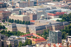 Stuttgart in Germany Stock Photography