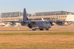 C130 Hercules Royalty Free Stock Photography