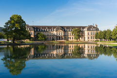 Stuttgart, Germany. View of Neues Schloss in Stuttgart Stock Images