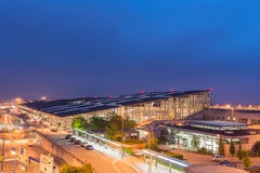 Stuttgart, Luchthaven Royalty-vrije Stock Afbeelding