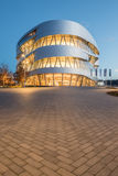 Stuttgart, Mercedes-Benz Museum Images stock
