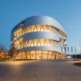 Stuttgart, Mercedes-Benz Museum Stock Image