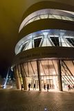 Stuttgart Niemcy, Styczeń, - 07, 2018 Mercedez Benz Museu Obrazy Royalty Free