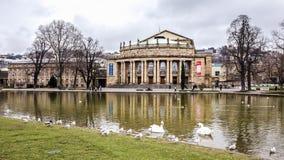 Stuttgart Opera Royalty Free Stock Photo