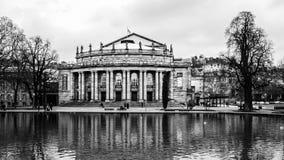 Stuttgart Opera Royalty Free Stock Images