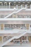 Stuttgart Public Library Stock Image