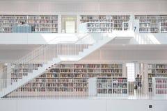 Stuttgart Public Library Stock Photos