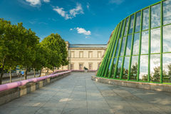 Stuttgart Staats gallery Royalty Free Stock Photography