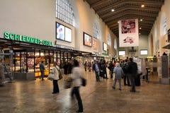 Stuttgart station Royalty Free Stock Images