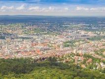 Stuttgart Tyskland Arkivfoton