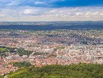 Stuttgart Tyskland Royaltyfri Foto