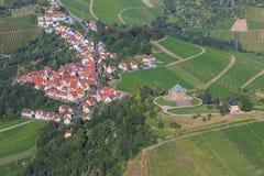 Stuttgart Untertürrkheim Royalty Free Stock Images