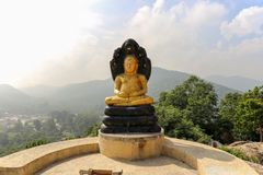 Stutue da Buda foto de stock royalty free