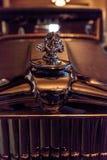 1928 Stutz 8 μαύρο γεράκι του BB speedster Στοκ Φωτογραφίες