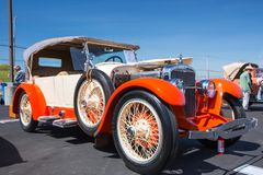 1923 Stutz Touring Automobile stock photos