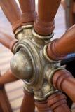 Stuurwiel van het schip Royalty-vrije Stock Fotografie