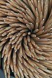 Stuzzicadenti di legno del fondo Immagine Stock