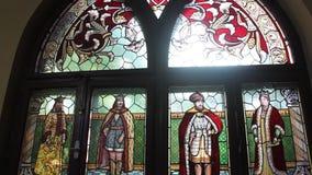 StVitus Kathedraal stock footage