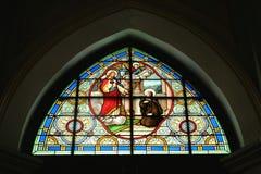 StVitus Kathedrale Stockfoto
