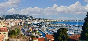 Stwarza ognisko domowe Cannes Ekranowy festiwal Obrazy Stock