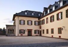 Stwarza ognisko domowe landgrafowie w Złym Homburg Niemcy Fotografia Royalty Free